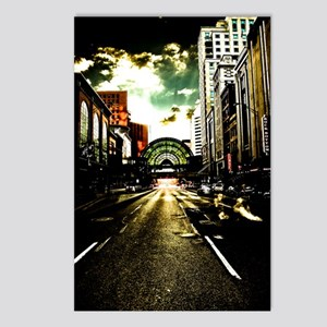 Indianapolis Indiana Arts Postcards (Package of 8)