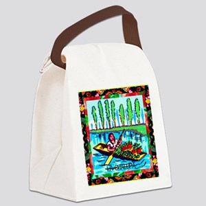 2-lachalupa16by20poster Canvas Lunch Bag
