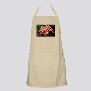 Clivia flowers in bloom Light Apron