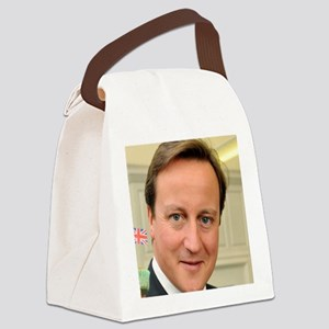 dave2 Canvas Lunch Bag