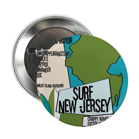 "surf-poster 2.25"" Button"