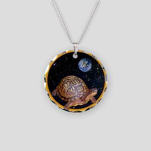 ENPLOGO1 Necklace Circle Charm
