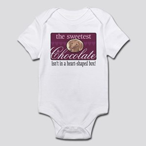 The sweetest chocolate! Infant Bodysuit