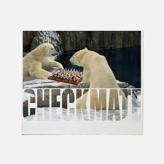 polar game Throw Blanket