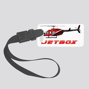 JetBox Badge 2 Small Luggage Tag