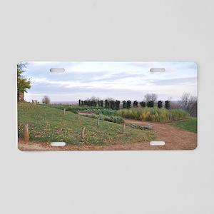 DSC_0176poster Aluminum License Plate