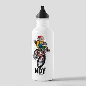 Mountainbike NDY Stainless Water Bottle 1.0L