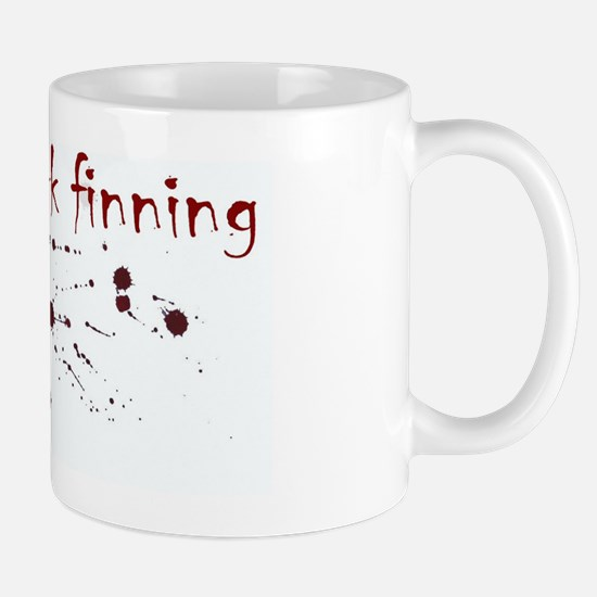 shark blood Mug