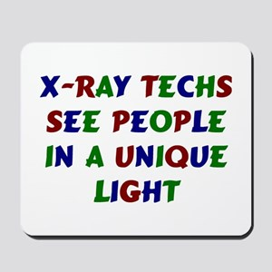 X-Ray Tech Mousepad