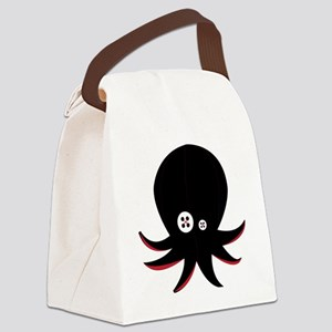 franknpus01 Canvas Lunch Bag