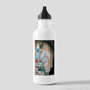 Self Portrait Water Bottle