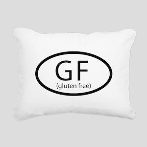 gfCarSticker Rectangular Canvas Pillow