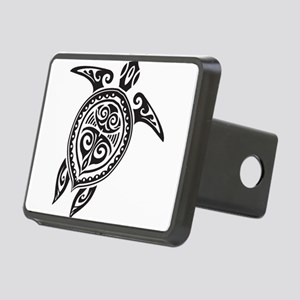 Tribal Sea Turtle Hitch Cover