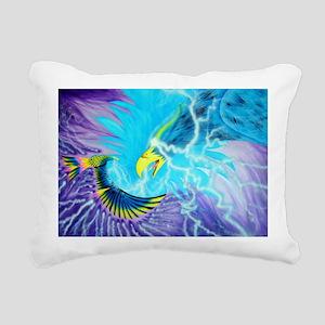 Wakiyan Rectangular Canvas Pillow