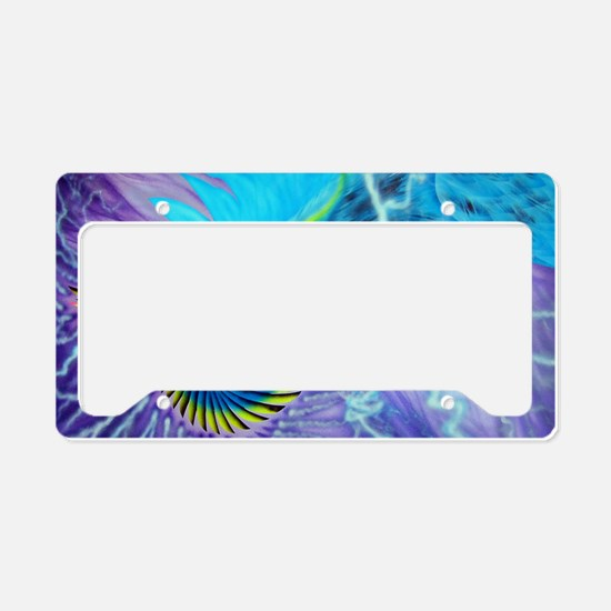 Wakiyan License Plate Holder