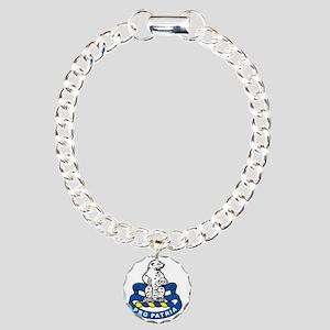 4TH bn 31ST INF Charm Bracelet, One Charm
