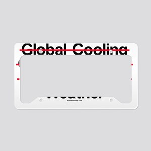 weather 1164x2000 License Plate Holder