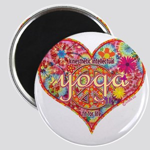 yoga fit for life kinesthetic intellectual Magnet