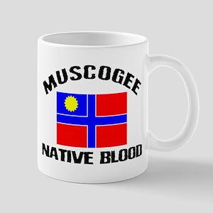 Muscogee Native Blood Mug