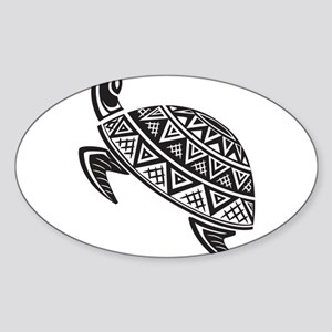 Sea Turtle Art Sticker