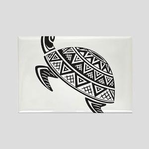 Sea Turtle Art Magnets