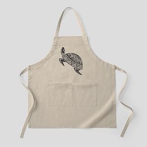 Sea Turtle Art Apron