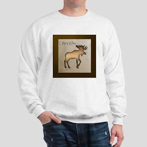Park City Souvenir Moose Sweatshirt