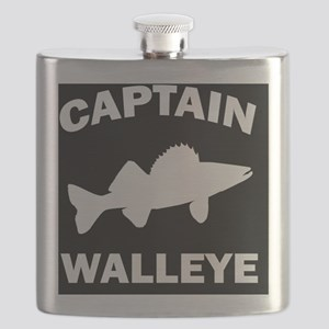 CAPTAIN WALLEYE PILLOW Flask