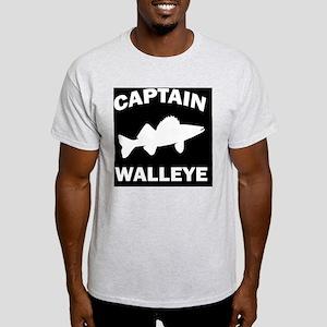 CAPTAIN WALLEYE PILLOW Light T-Shirt