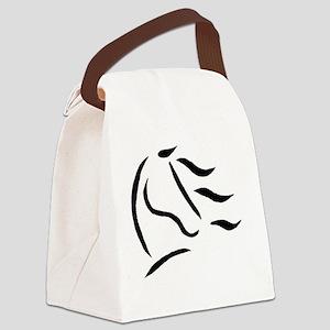 Spirit Horse Canvas Lunch Bag