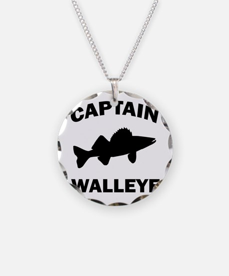 CAPTAIN WALLEYE CENTERED Necklace
