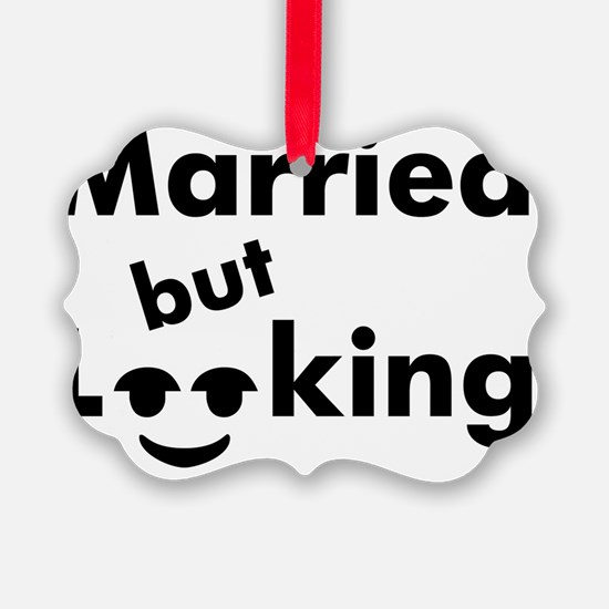 shirt-married-looking Ornament