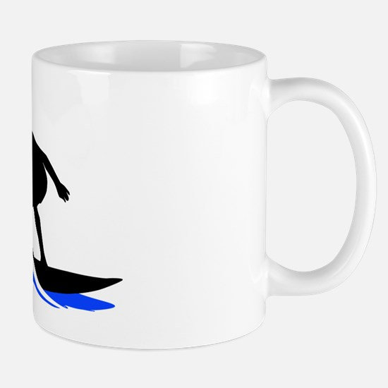 shirt-waves-surfer2 Mug