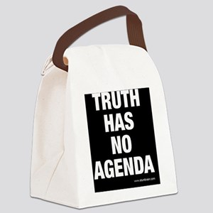 TRUTH2 Canvas Lunch Bag