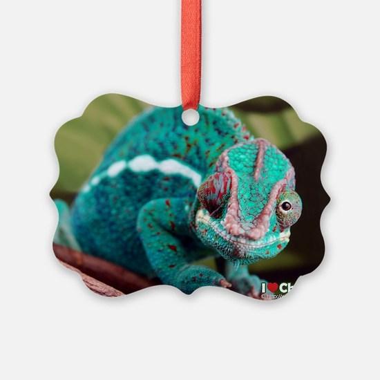 6-vega_greenn Ornament