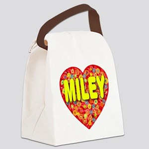 2010_miley_plump_transparent Canvas Lunch Bag