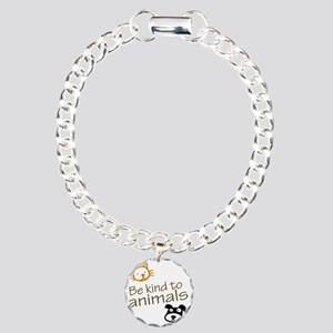 be kind2 Charm Bracelet, One Charm