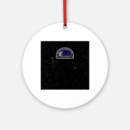 pleiades_hyades_logo2 Round Ornament