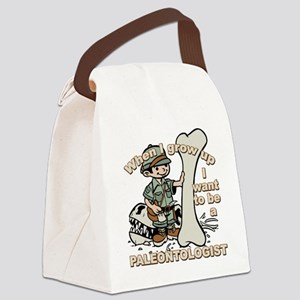 2-paleantologist_CP Canvas Lunch Bag