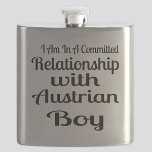 I Am In Relationship With Austrian Boy Flask