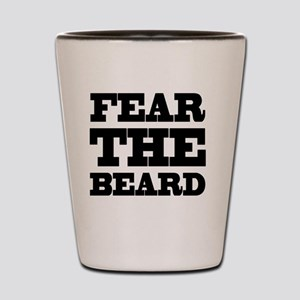Fear The Beard Shot Glass