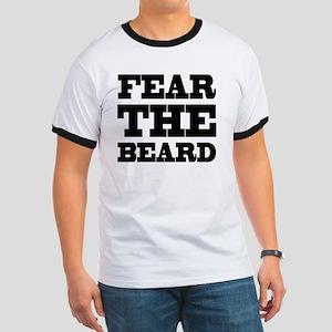 Fear The Beard Ringer T
