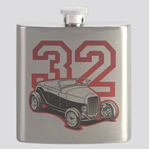 red 32 ford Flask