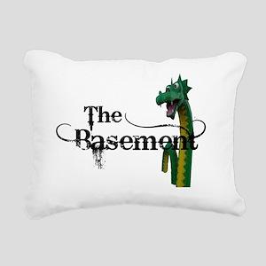 thebasementmrfitzgerald- Rectangular Canvas Pillow
