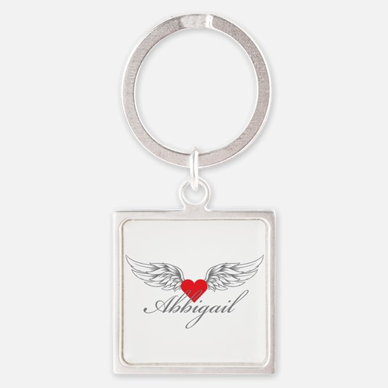 Angel Wings Abbigail Keychains