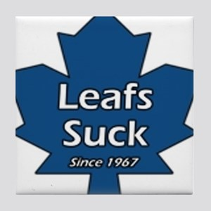 4278bfd92 Maple Leafs Suck Tile Coaster.  10.95.  14.99 · Untitled-1 Tile Coaster