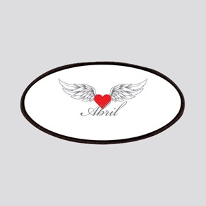 Angel Wings Abril Patches