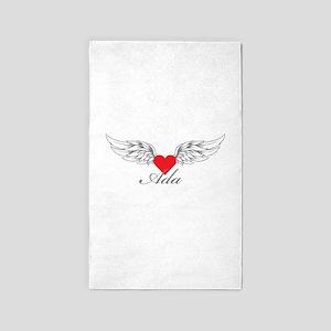 Angel Wings Ada 3'x5' Area Rug