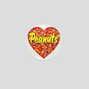 2010_Peanuts_transparent Mini Button