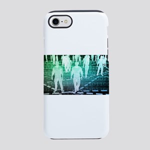 Group of People Co iPhone 7 Tough Case